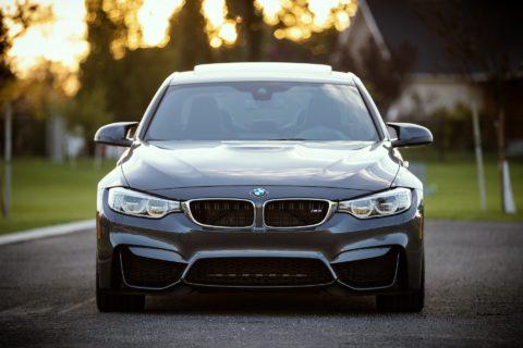 Auto, Kfz, BMW